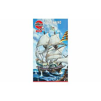 Golden Hind Vintage Classic Tall Ship Air Fix Model Kit