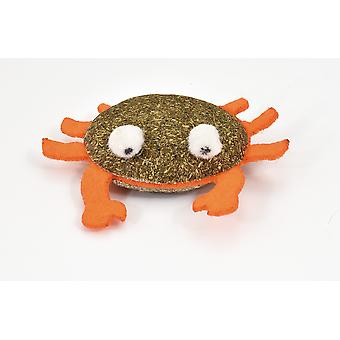 Nayeco Catnip Crab (Cats , Toys , Plush & Feather Toys)