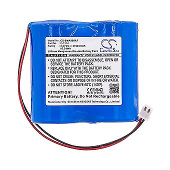 Cameron Sino Sma800Af Battery Replacement Siemens Automatic Flusher
