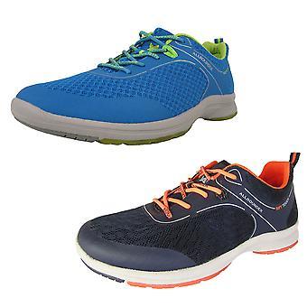 Allrounder Womens Dakona Lace Up Athletic Shoes