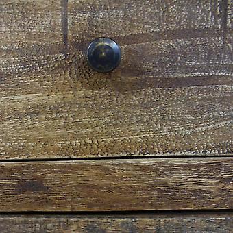 vidaXL nachtkastje teruggewonnen hout massief 40 x 30 x 51 cm