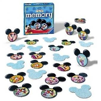 Mickey Mouse Clubhouse Memory Board Game