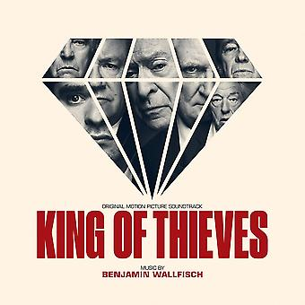 Benjamin Wallfisch - King Of Thieves - OST Vinyl