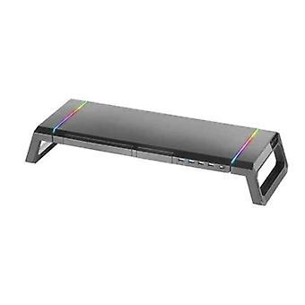 Obsługa stołu ekranowego Mars Gaming MGS PREMIUM LED RGB Black