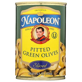 Napoleon Olive Slcd Green, kotelo 12 X 7 Oz