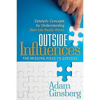 Adam Ginsbergin ulkopuoliset vaikutteet