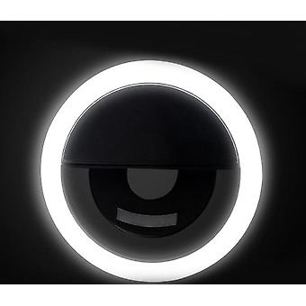 Ladattava Selfie Ring Light -matkapuhelimen selfievalo