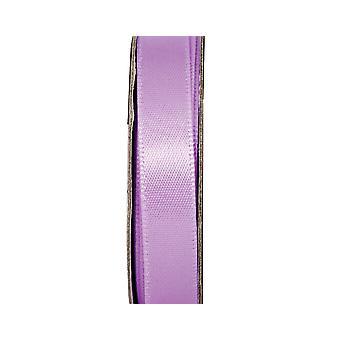 LAST FEW - Ruban d'artisanat en satin de 3m Lilac Mist 10mm Wide