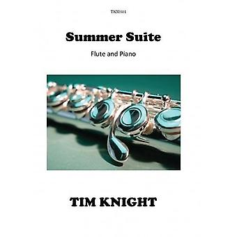 Knight: Summer Suite (and Tim Knight) FLUTE & PIANO