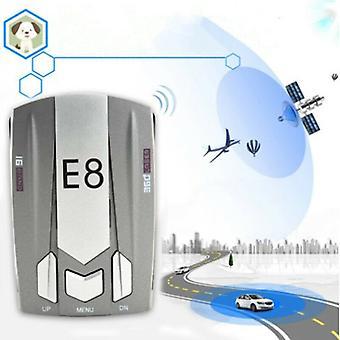 E8 Bil Radar Laser Detector Mobile Speed Anti Radars