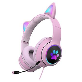 AKZ-022 headset with cat ears