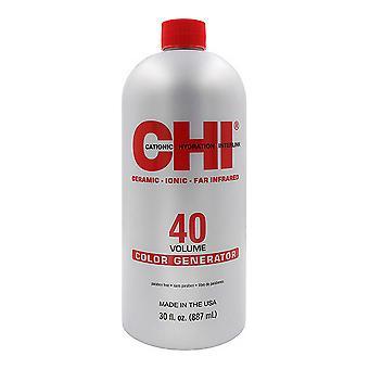 Permanent Dye Chi Color Generator Farouk 40 Vol (887 ml)
