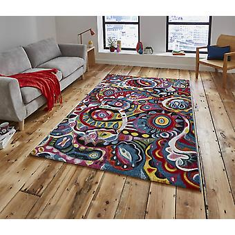 Sunrise Y583A  Rectangle Rugs Funky Rugs
