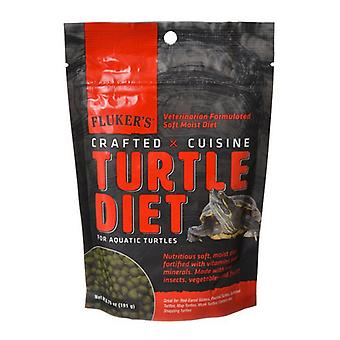 Flukers Crafted Cuisine Turtle Diet for Aquatic Turtles - 6.5 oz