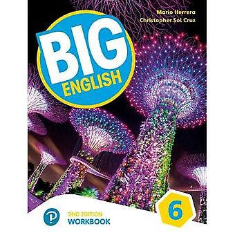 Big English AmE 2nd Edition 6 Workbook with Audio CD Pack (Big English)