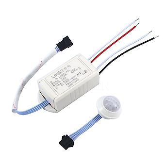 Interrupteur de détection de mouvement de lampe infrarouge infrarouge marche / arrêt