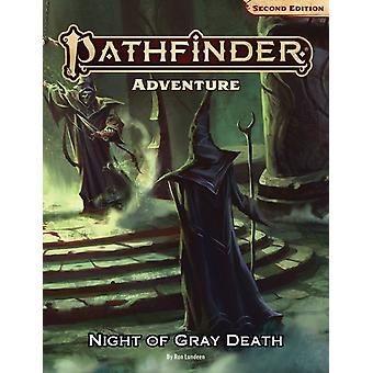 Pathfinder Adventure Night of the Gray Death P2 by Ron Lundeen