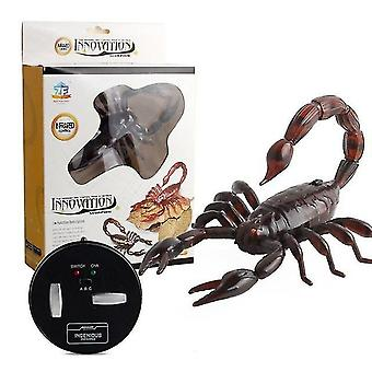 Digital cameras rc scorpion remote control insect toys novelty electric infrared induction realistic reptiles tricky