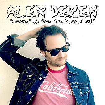 Alex Dezen - California/Iowa [Vinyl] USA import