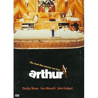 Arthur [DVD] USA import