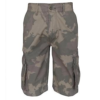 Men's Camo Cargo Casual Fashion Shorts