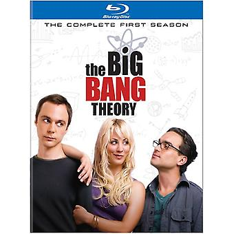 Big Bang Theory - Big Bang Theory: Importación de USA de la temporada 1 [BLU-RAY]