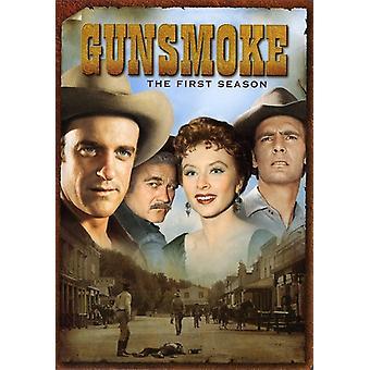 Gunsmoke - Gunsmoke: Primeira importação de EUA temporada [DVD]