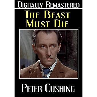 Beast Must Die [DVD] USA import