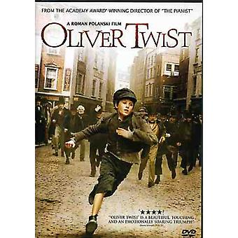 Oliver Twist (2005) [DVD] USA importere
