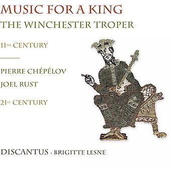 Ensemble Discantus/Lesne - Music for a King [CD] USA import