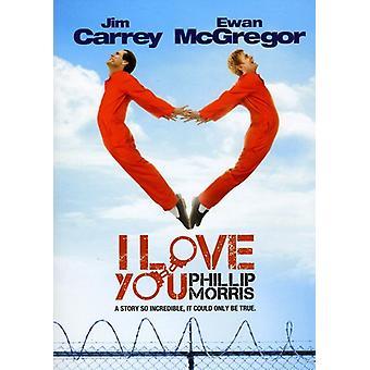 I Love You Phillip Morris [DVD] USA import