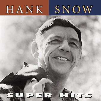Hank Snow - Super Hits [CD] USA import