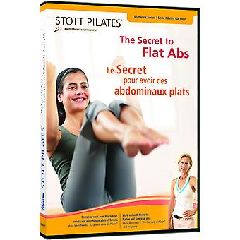 Secret to Flat Abs (Eng/Fre) [DVD] USA import
