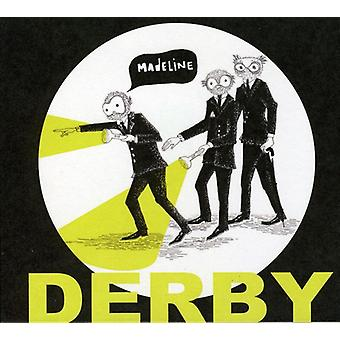 Derby - Madeline EP [CD] USA tuonti