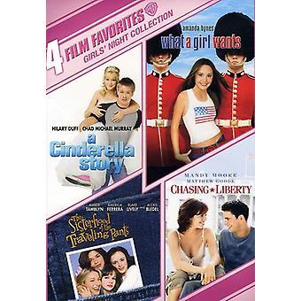 Mädchen Nacht [DVD] USA importieren
