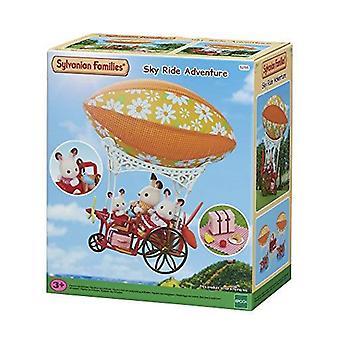 Sylvanian Families Sky Ride Adventure Set Kids Toy