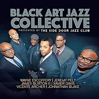 Black Art Jass Collective - Presented by the Side Door Jazz Club [CD] USA import
