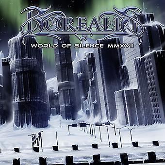 Borealis - World of Silence Mmxvii [CD] USA import