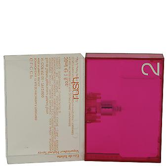 GUCCI RUSH 2 av Gucci 30ml 1oz Eau De Toilette EDT Spray