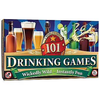101 Drinking Games Adult Party Game