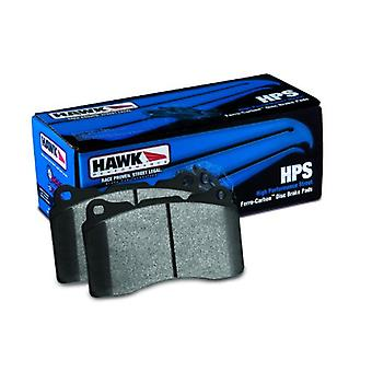 Hawk Performance HK4280.478B broms Rotor med HPS 5.0 Pad Kit
