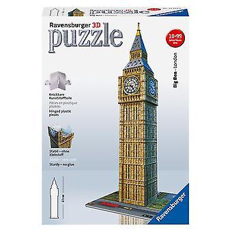 Ravensburger 12554 Big Ben 3D quebra-cabeça - 216 peças