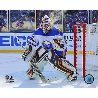 Robin Lehner 2018 NHL Winter Classic Photo Print
