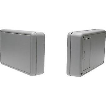 Strapubox 6006GR Universal kabinett 125 x 74 x 27 akrylonitril butadien styren grå 1 eller flere PCer