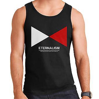 Eternalism filosofia symboli miesten liivi