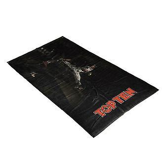 Top tien kickboksen handdoekje