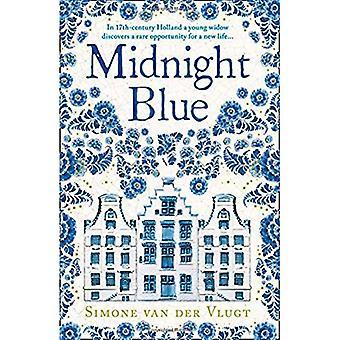 Blauw van de middernacht: Een pakkende historische roman over de geboorte van Delft aardewerk, instellen in de gouden eeuw