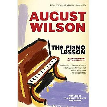 Lekcja fortepianu (pióropusz)