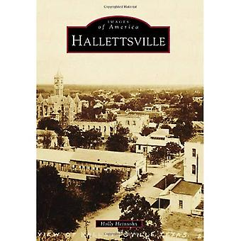 Hallettsville, Texas (Images of America Series)