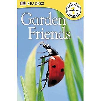 Garden Friends (DK Readers Pre-Level 1 Series)
